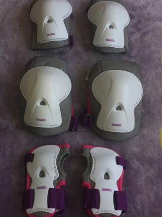 Set de protección oxelo