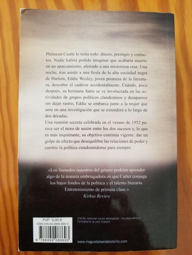 Libros en español e ingles
