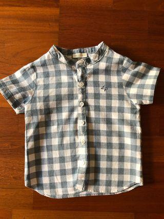 Camisa Lola Palacios, talla 18/24 meses