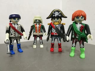 Playmobil Piratas Fantasma