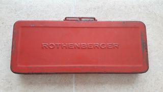 Expandidor Rothenberger en maletín.