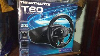 volante PlayStation 3 PlayStation 4
