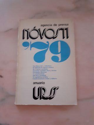 Libro Novosti agencia de prensa