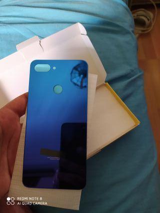 cristal trasero Xiaomi mi 8 lite