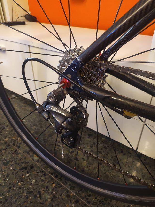 Bicicleta carretera Orbea Aletta