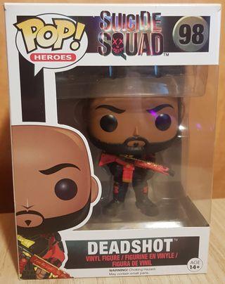 Deadshot Funko Pop