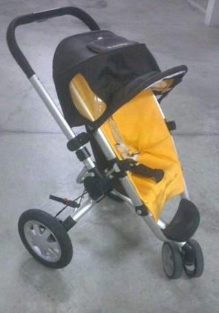 carro silla quinny