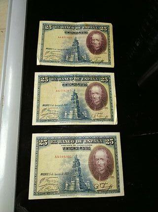Billetes de España