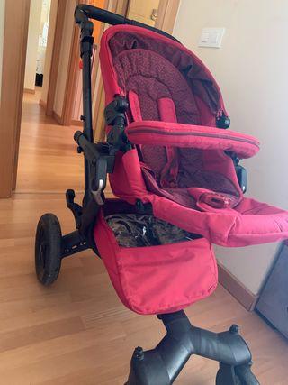 Carro de bebé Trio concord neo + complementos