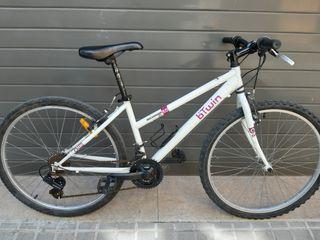 Bicicleta mountain Btwin Rockrider 5.0