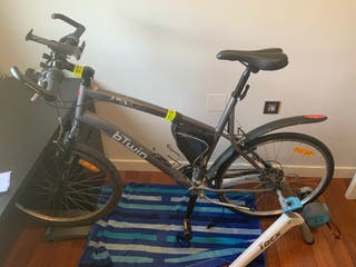 "Bicicleta BTwin 5.1 26"""