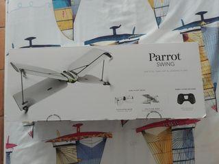 Dron/drone parrot swing + parrot flypad