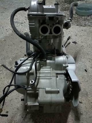 Motor BMW F650