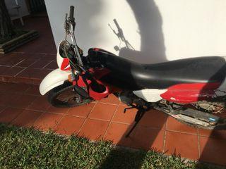 Yamaha DT 50r