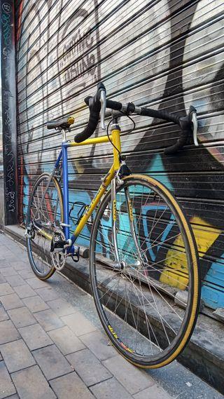 Bicicleta carretera clásica talla 58