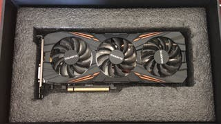Nvidia Geforce GTX 1070 Gigabyte Windforce 8Gb