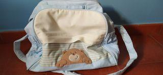 Bolso hospital bebé.
