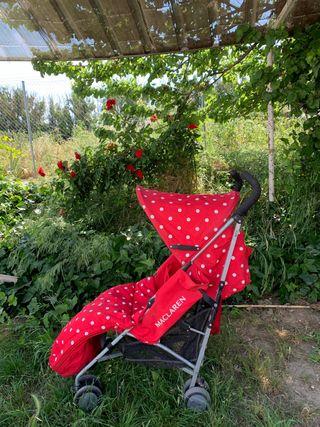Carro silla de paseo maclaren Cath Kidston