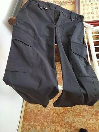 pantalon bilelastico técnico