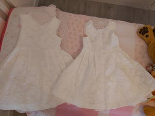 Vestidos Tizzas 7_8 años