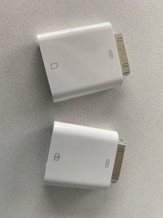 Adaptador USB y SD para iPad y iPod touch