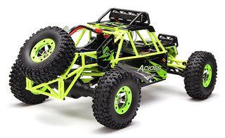 coche RC desert Wltoys 12428 v2 PRO 4x4