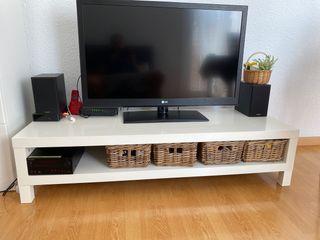 Mueble IKEA para el televisor