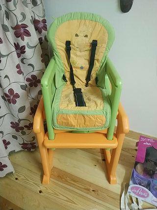 Trona Jane pupitre mesa silla niñ@s