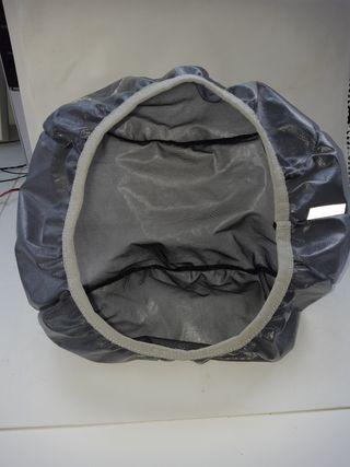 impermeable para casco
