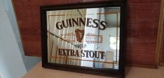 Cuadro espejo Guinness