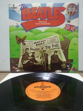 The Beatles - The Beatles First 1964 USA