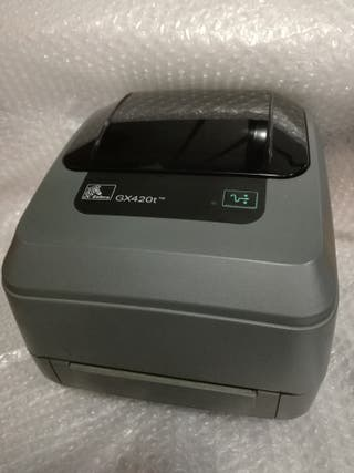Impresora de etiquetas Zebra GX420t