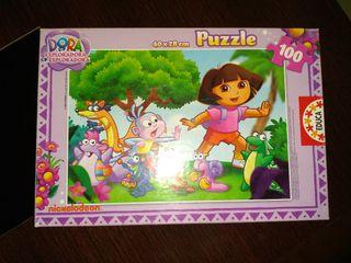 Puzzle dora la exploradora