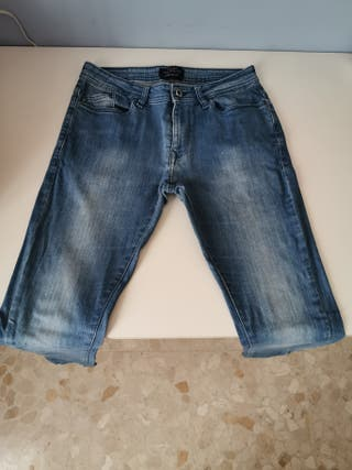 Pantalones Vaqueros Bershka