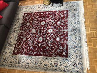 Alfombra estilo persa bonita y de buena calidad