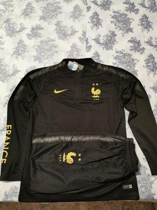 Chándal futbol Francia