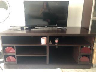 Mueble tv televisión salon