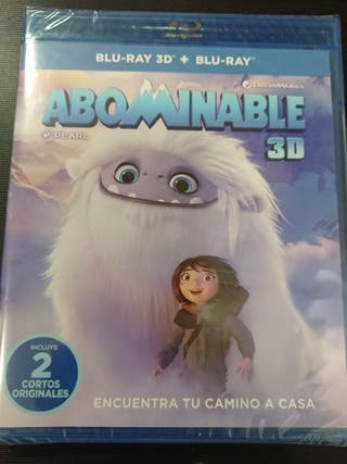 Abominable bluray