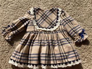 Precioso vestido Miranda, talla 2
