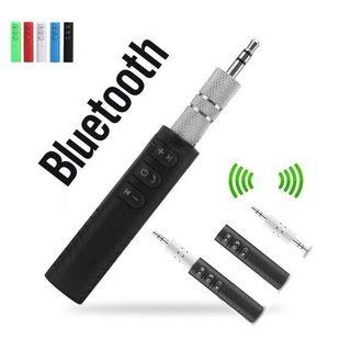 NUEVO 3.5mm Receptor Bluetooth inalámbrico