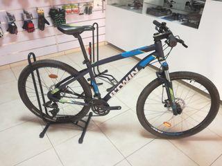 bicicleta montaña freno disco