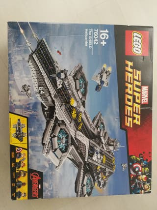 lego 76042 marvel super heroes