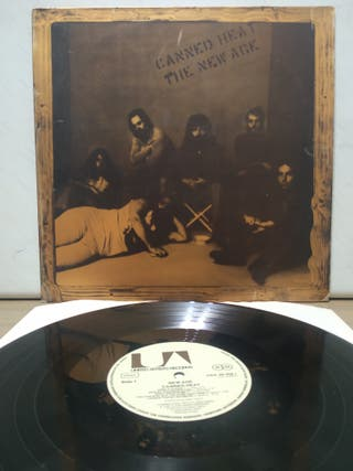 Canned Heat - The New Age 1973 GER
