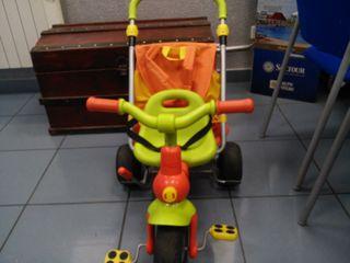 Silla triciclo marca Berchet
