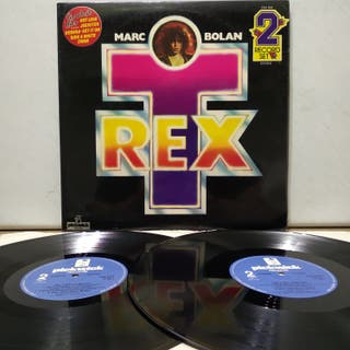 T.Rex - The T.Rex Collection 197x UK Gatefold
