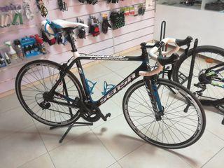 Bicicleta carretera carbono t.55