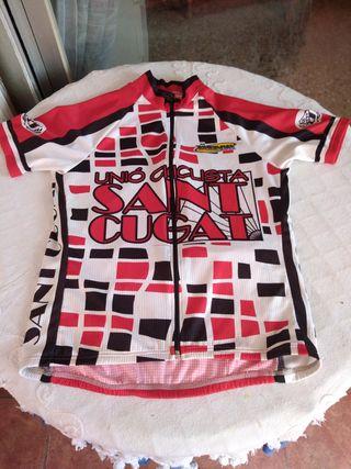 maillot de ciclista