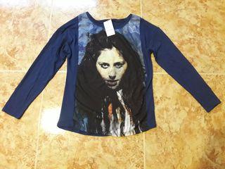 Camiseta algodon
