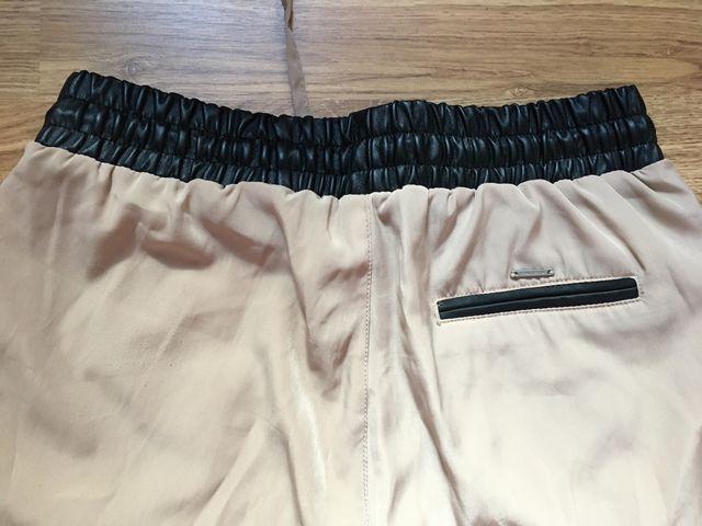 Pantalon de vestir beis