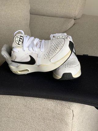 Zapatillas Nike Air Max Niñ@ Blancas 29.5 eur